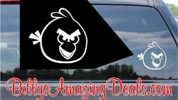 Angry Birds Sticker