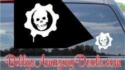 Gears of War Sticker