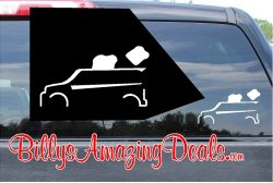 Scion XB Toaster Sticker Vinyl Decal